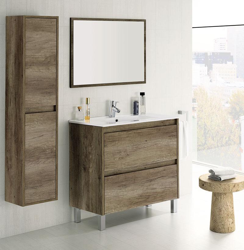 Conjunto de mueble de baño Dakota