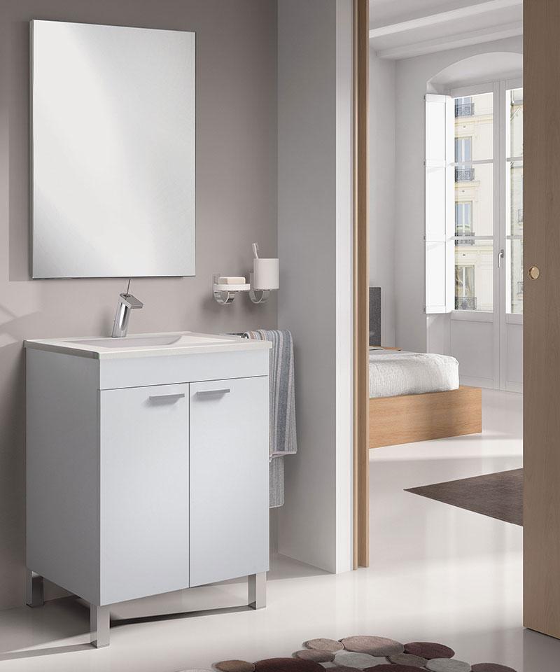 Conjunto de mueble de baño LCD
