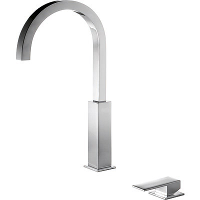 Grifo Monomando lavabo de repisa caño de 22x22mm. - Tres 00610504