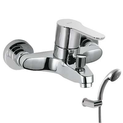 Grifo Monomando bañera‑ducha - Tres 01717002
