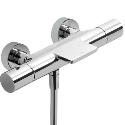 Bañera‑ducha MAX/CLASS termostática  - Tres 06117201