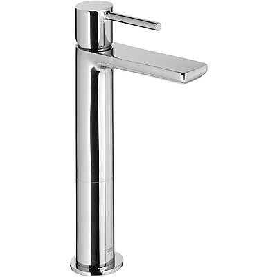 Single lever washbasin mixer with base extension - Tres 06210304
