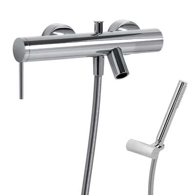MONO-TERM Single lever bath and shower mixer - Tres 06217801