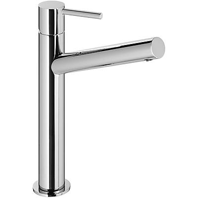 Single lever washbasin mixer long spout - Tres 06220601
