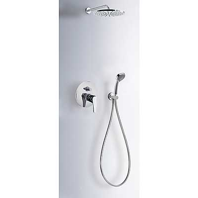 Concealed shower kit - Tres 07099002