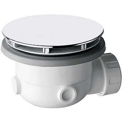 Desagüe sifónico inspeccionable para plato de ducha - Tres 104840