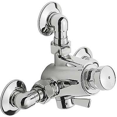 Grifo mezclador para ducha - Tres 112162