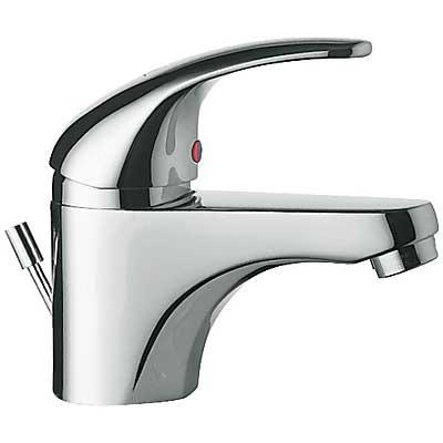 Single lever washbasin mixer - Tres 172103