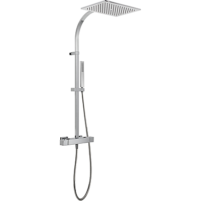 Wall thermostatic shower mixer - Tres 20219501