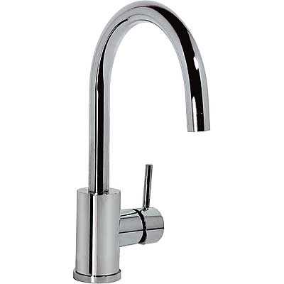 Single lever washbasin mixer - Tres 20340301