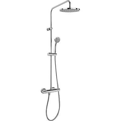 Conjunto ducha FLAT termostática - Tres 20438701