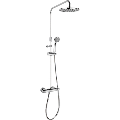 Wall thermostatic shower mixer FLAT - Tres 20438703