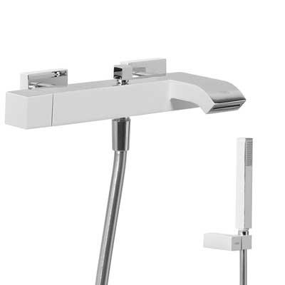 Grifo Monomando bañera‑ducha con cascada.  - Tres 40717002